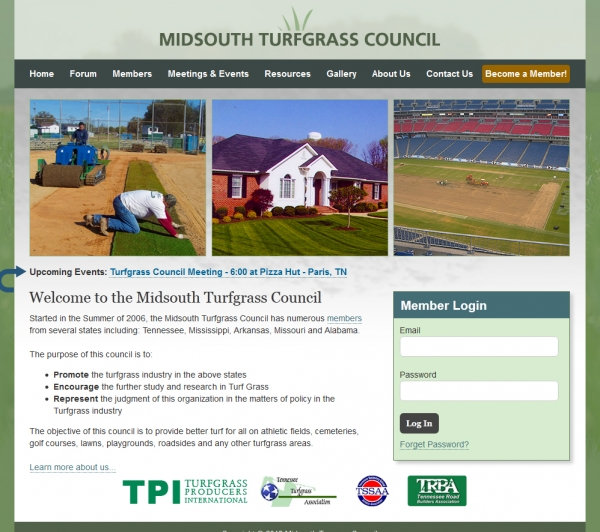 Midsouth Turfgrass Council